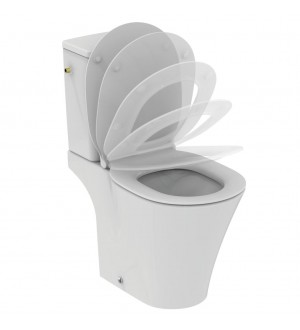 WC Connect Air Ideal Standard Soft-Close Aquablade E009701 / E073301 / E036601