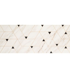 Carilla White Decor 29.8x74.8