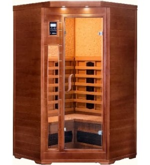 Sauna Holly Inter Ceramic 120x59x85x210cm